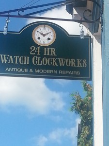 24 Hour Watch and Clock Repair Store